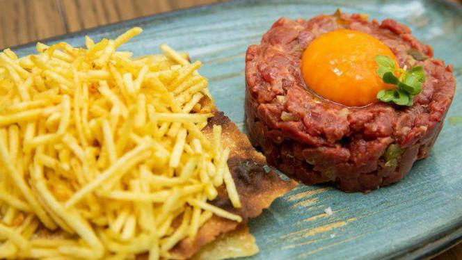 Steak Tartar - RIB Beef & Wine - Casa de la carnicería, Madrid