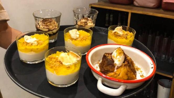 Sugerencia del chef - El Marrano & Co., Barcelona