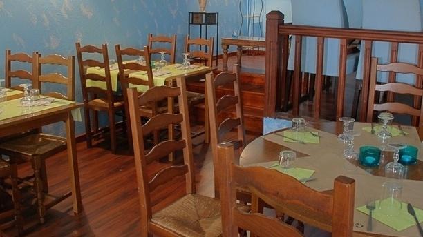 Salle du restaurant - Le Cappadoce, Toulouse