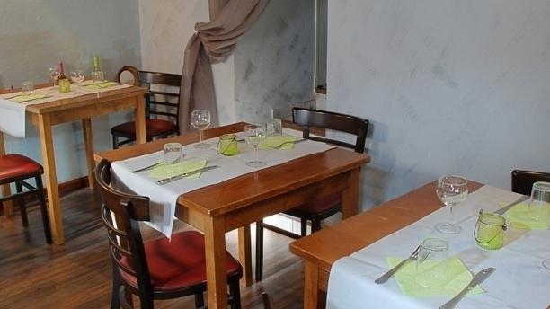 Tables dressées - Le Cappadoce, Toulouse