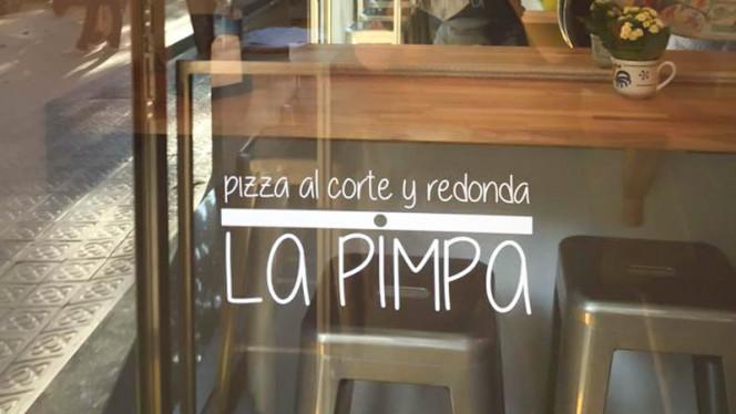 Entrada - La Pimpa, Barcelona