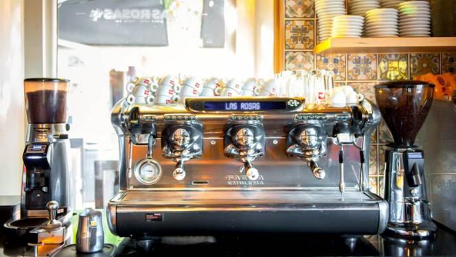 De lekkerste koffie - Las Rosas, Zwolle