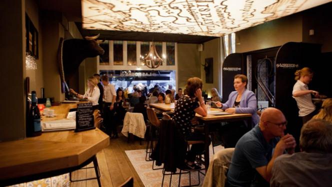 Restaurant - Las Rosas, Zwolle