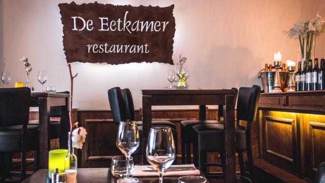 Restaurant - De Eetkamer van Scheveningen, Den Haag