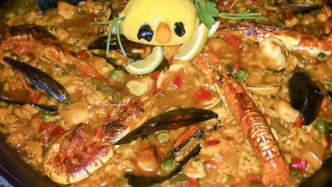 Paella mixta - Pi-Gros,