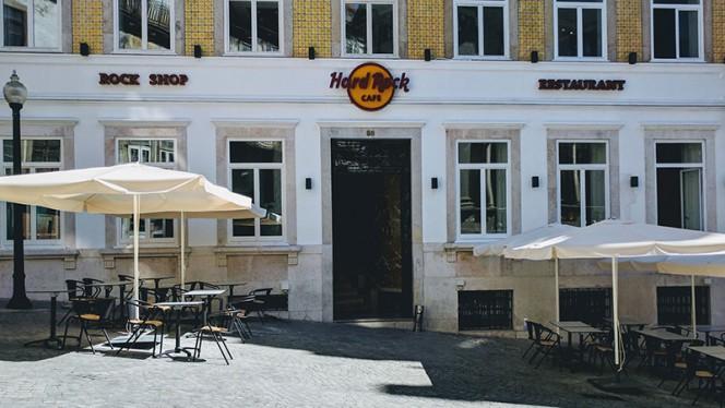 Esplanada - Hard Rock Cafe Porto, Porto