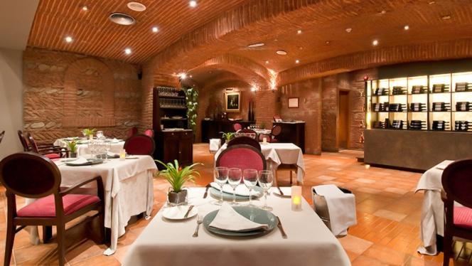 Vista sala - El Mall Restaurant, Barcelona