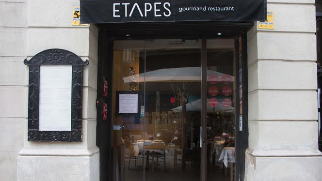 Fachada - Etapes, Barcelona