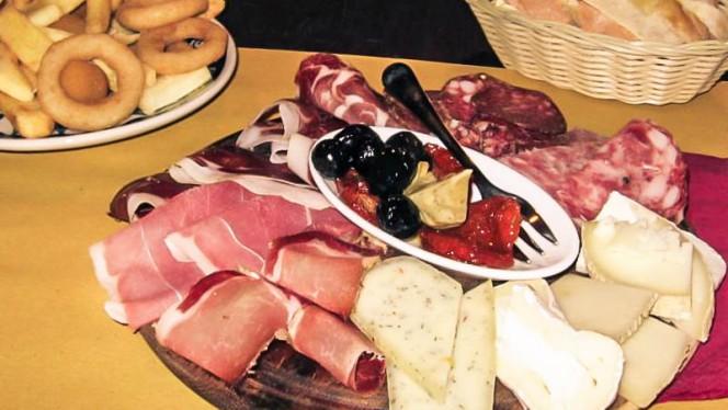 Suggerimento del chef - Antica Fiaschetteria del Chianti, San Casciano In Val Di Pesa