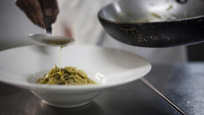 La creazione del piatto - Piccolo Sogno, Milan