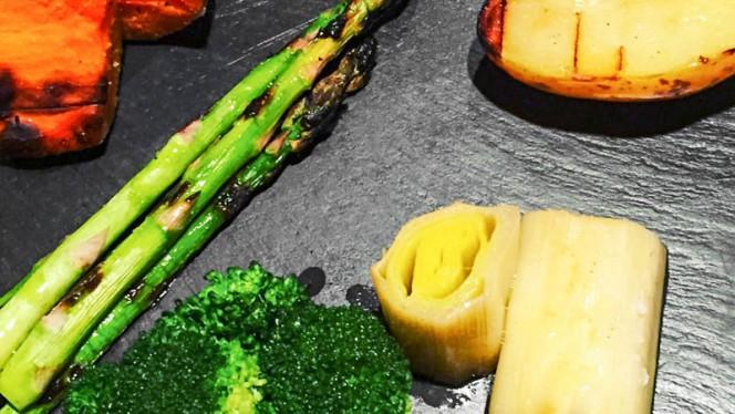 Parrillada de verdura - Dos Mons Grill, Barcelona