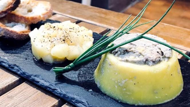Foie Mi-Cuit - Le Régal du Chef, Valencia