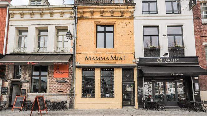 Salle - Mamma Mia Pinseria - Lille, Lille
