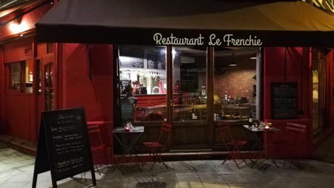 Entrée - Le Frenchie, Nice
