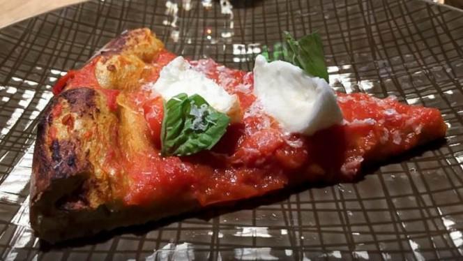 pizza - La Taverna Gourmet, Milano