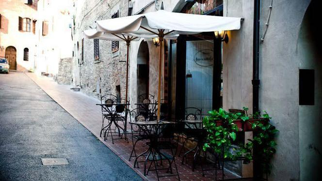 1 - Osteria delle Catene, San Gimignano