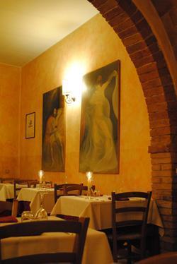 1bis - Osteria delle Catene, San Gimignano