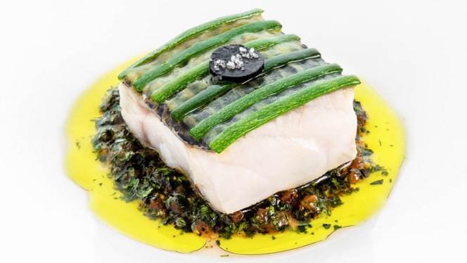 Suggestion du chef - Le Petit Nice Passedat - Gérald Passedat, Marseille