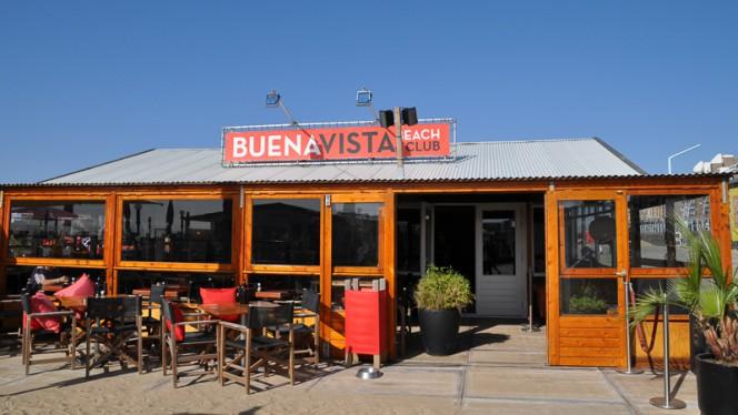 Ingang - Buena Vista Beach Club, Den Haag