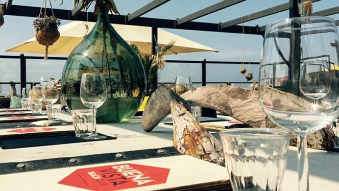 Terras - Buena Vista Beach Club, Den Haag