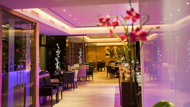 restaurantzaal - Itami, Rotterdam
