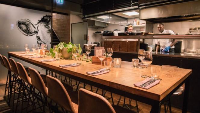Restaurant - The Uptown Meat Club, Amsterdam