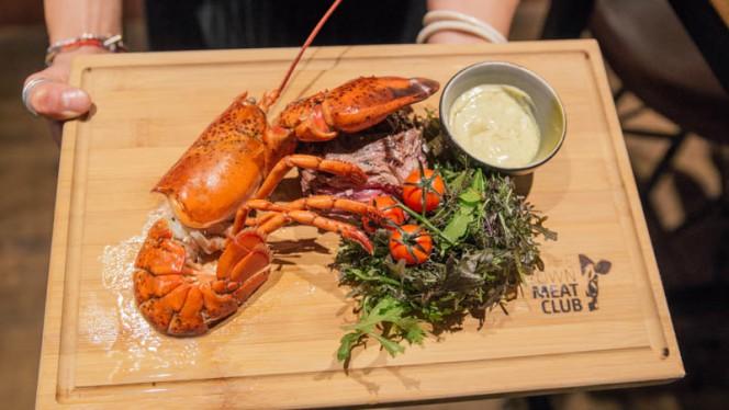 Specialiteit van de chef - The Uptown Meat Club, Amsterdam