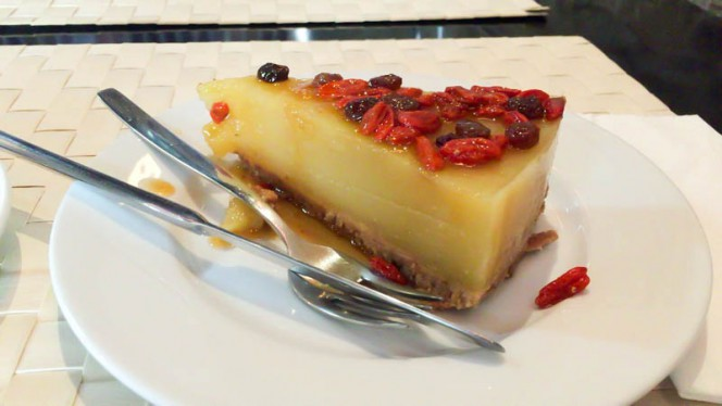 Especialidade do chef - Hibiscus, Braga