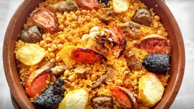 Sugerencia del chef - El Trestellador, Benimantell