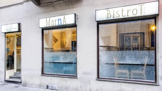 Entrata - Marna Bistrot, Turin