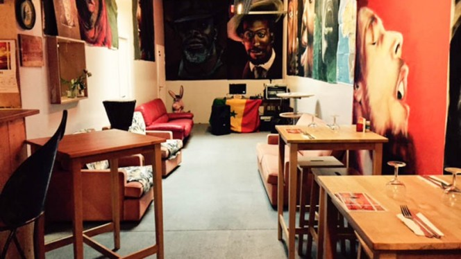 salle - Liam's Resto, Bordeaux