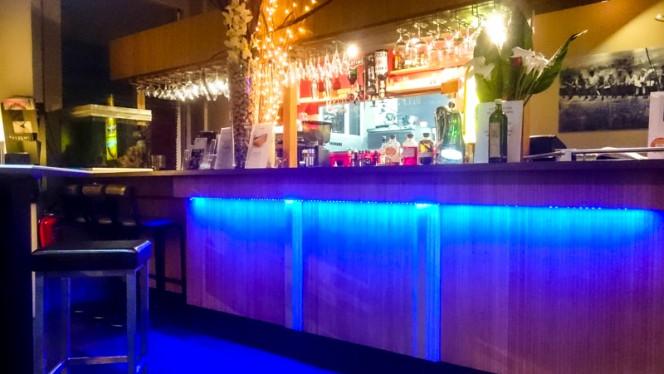 Aperçu du bar - Le Quesne, Marcq-en-Barœul