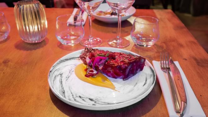 Suggestion de plat - Cercle Rouge, Lyon