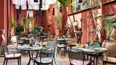 Sophia's Restaurant, Milan