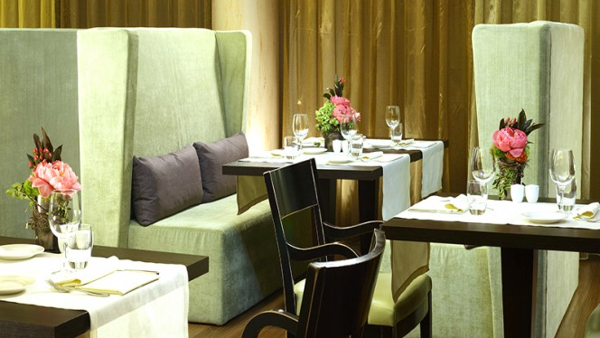 La sala - Sophia's Restaurant, Milano