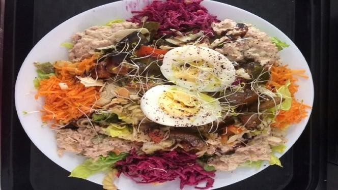 Salade - Couleur Grenade, Marsiglia