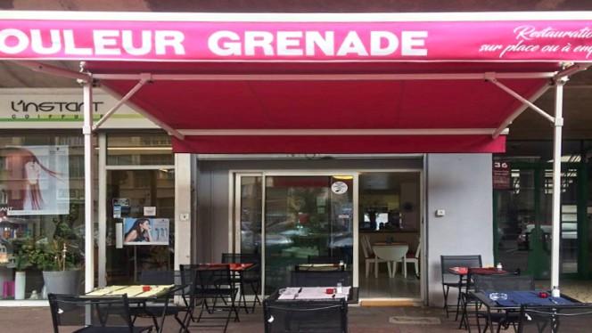 Terrasse - Couleur Grenade, Marsiglia