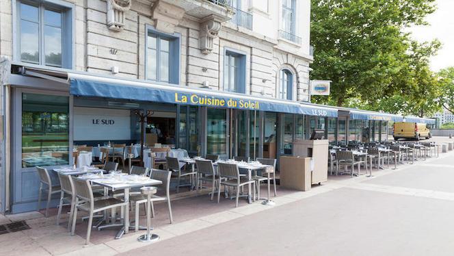 devanture - Brasserie Le Sud, Lyon