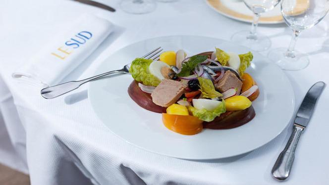 plat - Brasserie Le Sud, Lyon