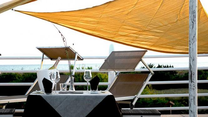 Vista terrazza - Pizza in Boca,