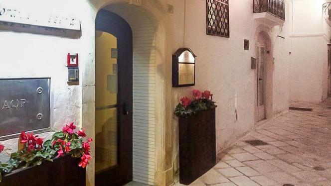 Entrata - Belvedere, Locorotondo