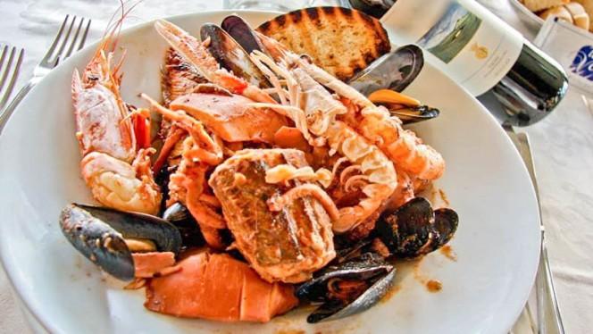 Suggerimento dello chef - Le Volte, Livorno