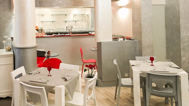 Interno Sala - Art Cibò & Cafè, Roma