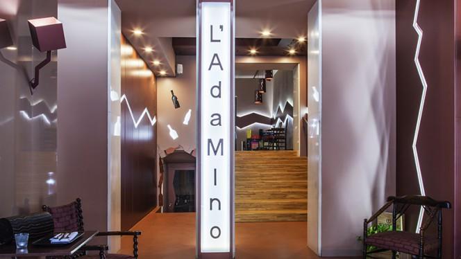 Entrata - L'Adamino, Milano