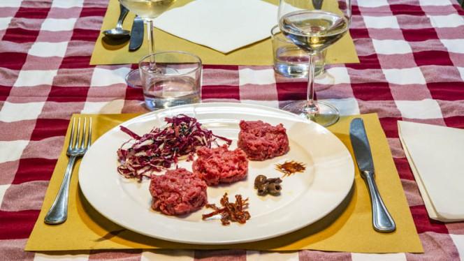 Suggerimento dello chef - Osteria del Cane Barbino, Vicenza
