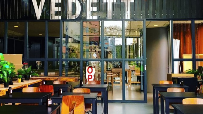 Bar - Marcus Utrecht, Utrecht