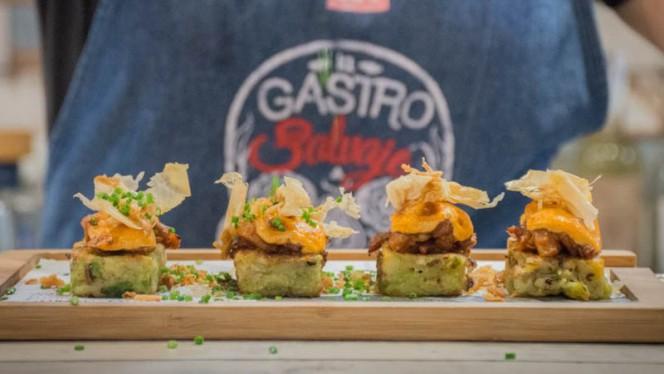 Sugerencia del chef - La Gastro Salvaje, Madrid