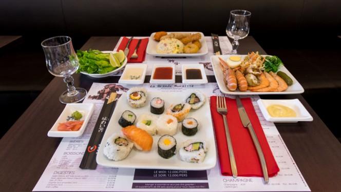 Suggestion de plat - La Grande Muraille - Buffet à volonté, Nantes