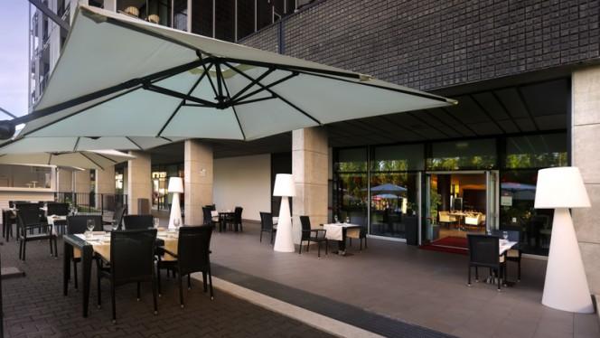 Entrata - Ristorante Decanter & Brasserie - Hotel Ramada Plaza Milano, Milan