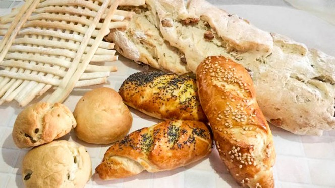 Il nostro pane fatto in casa - Ristorante Bistrot lo Zero, Montespertoli